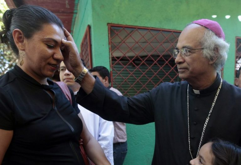 El cardenal de Nicaragüa, Leopoldo Brenes/CNS