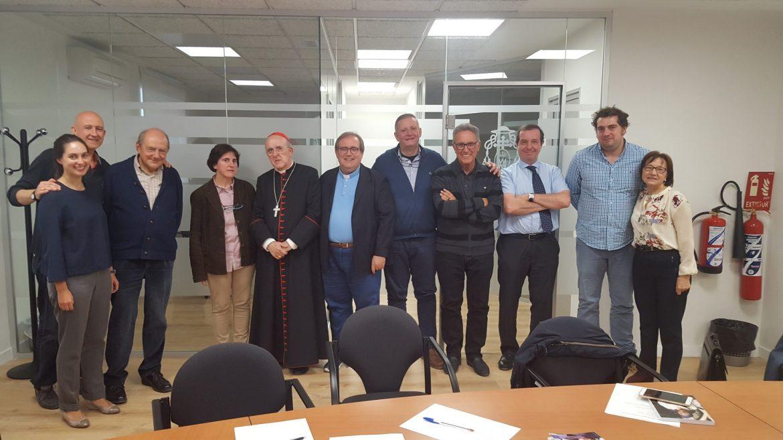 El equipo de la nueva Mesa de la Comunión, creada por el cardenal Osoro en Madrid