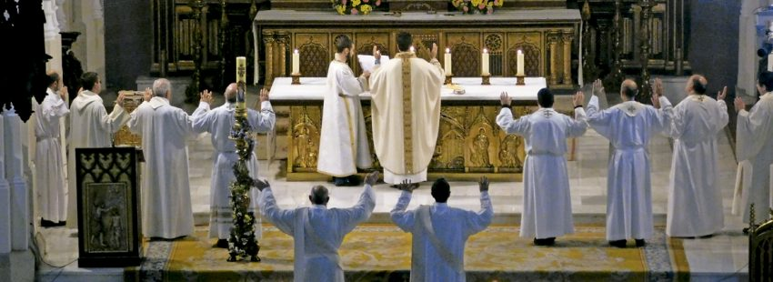 misa hispano-mozárabe de la Asociación Gothia