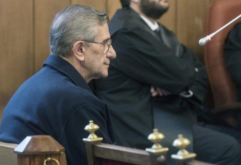 El padre Román, durante el juicio acusado por abusos sexuales/EFE