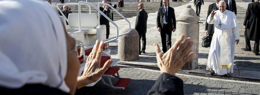papa Francisco audiencia general 22 noviembre 2017
