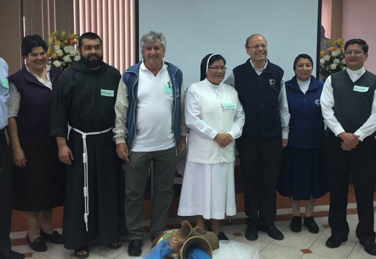Asamblea General de la Conferencia Ecuatoriana de Religiosos noviembre 2017