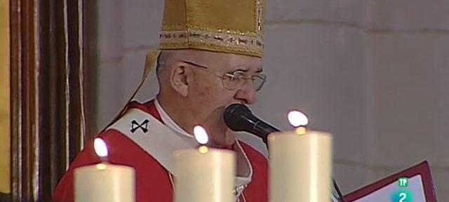El cardenal Osoro, en la eucaristía de acción de gracias por los 60 mártires vicencianos beatificados