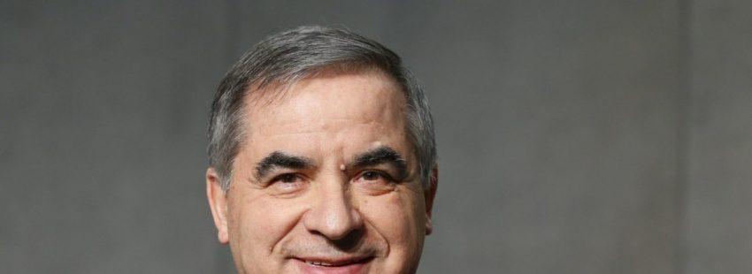 Giovanni Angelo Becciu, sustituto de la Secretaría de Estado del Vaticano
