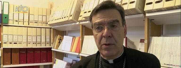 Michel Aupetit nuevo arzobispo de París 2017