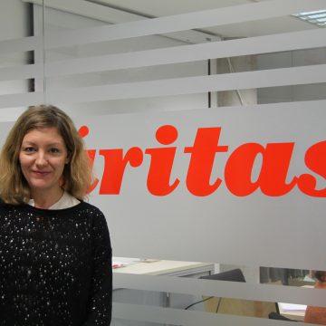 Natalia Peiro, secretaria general de Cáritas España 2017