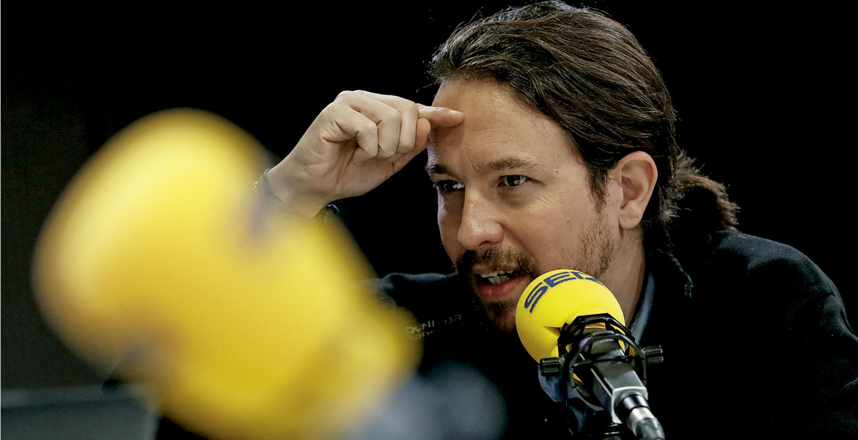 Pablo Iglesias, Unidos Podemos