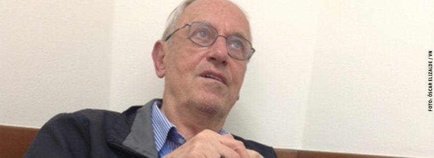 Paulo Suess teólogo y misionólogo brasileño