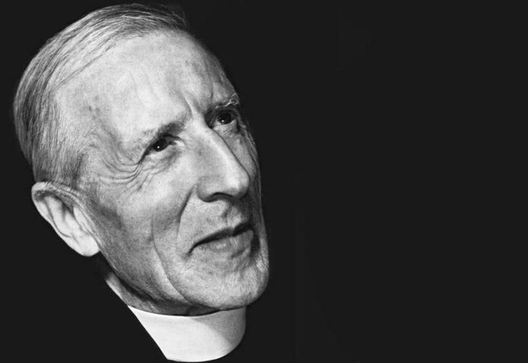 Pierre Teilhard de Chardin teólogo jesuita
