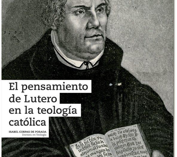 portada Pliego Lutero en la teología católica 3061 diciembre 2017