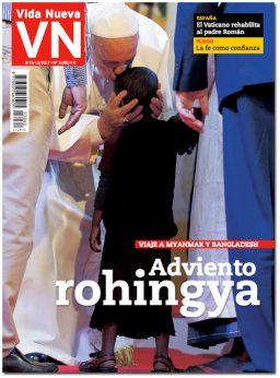 portada Vida Nueva Viaje papal a Myanmar y Bangladesh 3062 diciembre 2017
