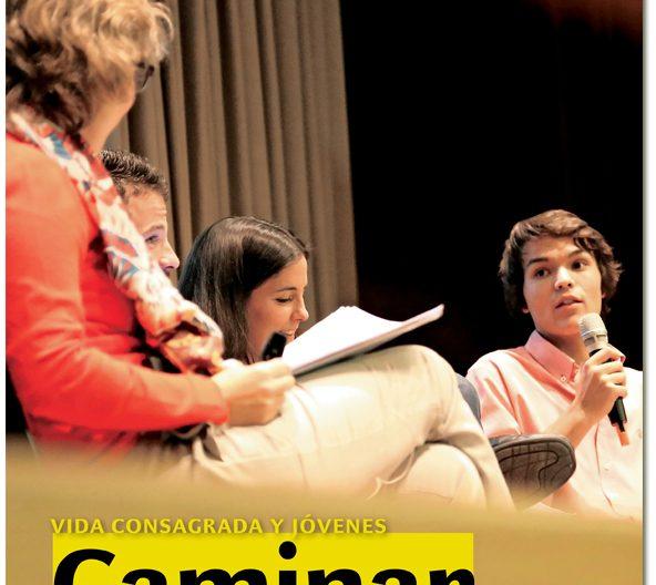 portada Somos Confer suplemento Vida Consagrada y jóvenes noviembre 2017 3061
