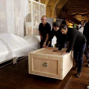 Los bienes de Sijena, ya en el interior del monasterio aragonés