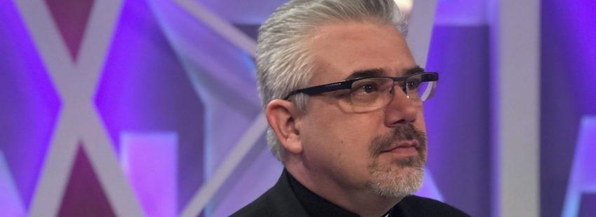 Fabio Baggio, subsecretario de Migrantes y Refugiados del Dicasterio para el Desarrollo Humano Integral/J.B.