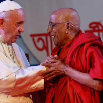 papa Francisco viaje a Bangladesh encuentro interreligioso y ecuménico por la paz 1 diciembre 2017