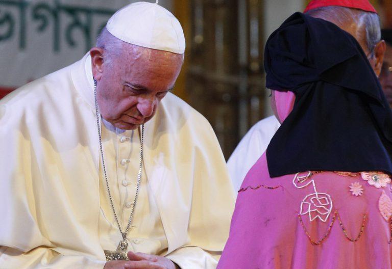 papa Francisco viaje Bangladesh encuentro con rohingya 1 diciembre 2017