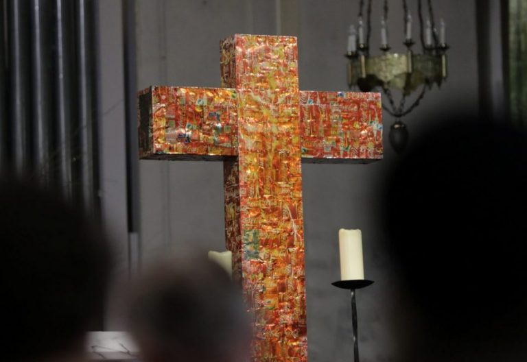 Imagen de archivo de una parroquia de Niza, en Francia/CNS