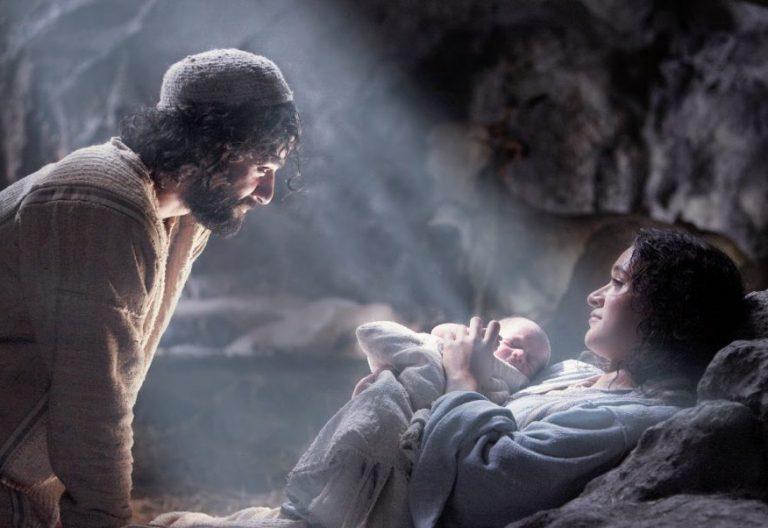 Fotograma de la película La Natividad