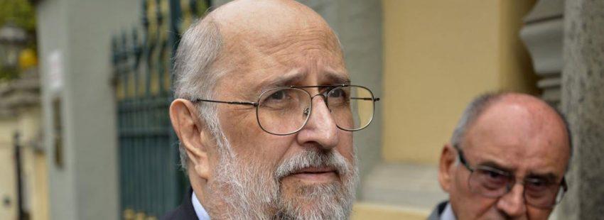 Luis Fernando Figari, fundador del Sodalicio de Vida Cristiana acusado de abusos sexuales
