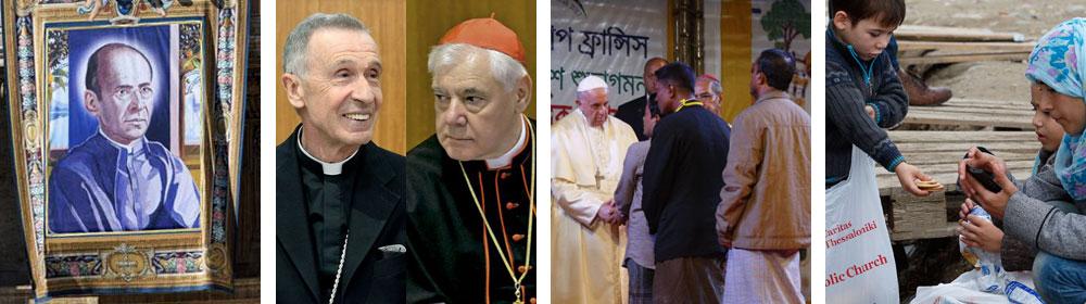 cuatro noticias más relevantes para la Iglesia en 2017