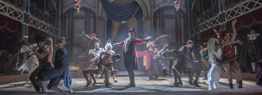 Fptograma de 'El gran showman'