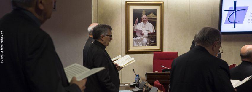 obispos españoles Asamblea Plenaria de la CEE noviembre 2017