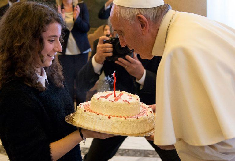 papa Francisco cumpleaños 79 años 2015 17 diciembre