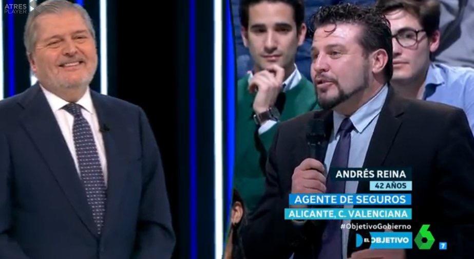 El ministro Méndez de Vigo, al ser preguntado por la asignatura de Religión/LA SEXTA