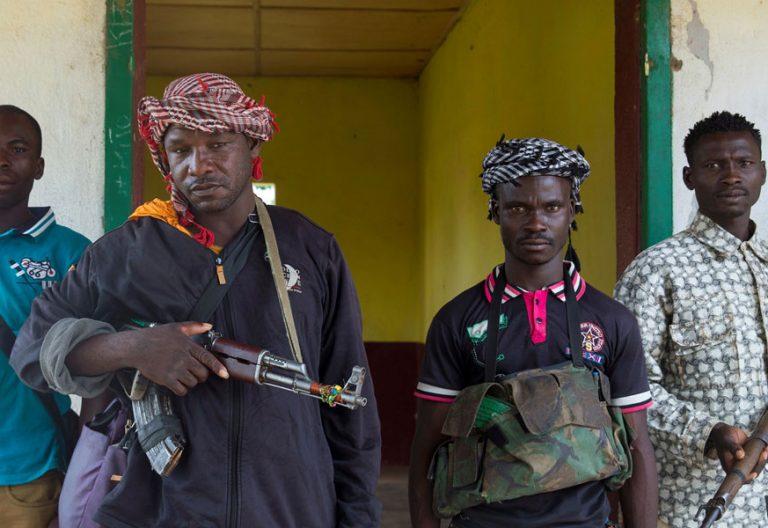 Milicia en República Centroafricana