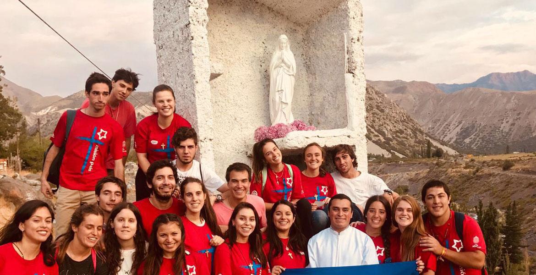 Jóvenes en Chile