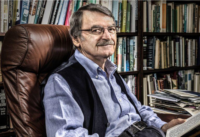 El escritor británico David Lodge