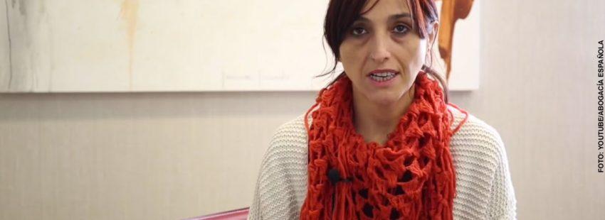 Helena Maleno activista e investigadora española experta en migraciones