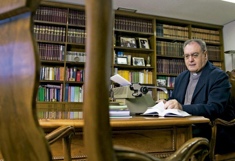 José María Gil Tamayo secretario general de la Conferencia Episcopal Española