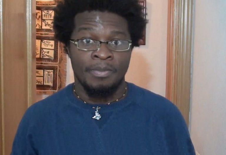 Philippe Mbou, inmigrante camerunés en España estuvo en un CIE y YouTuber
