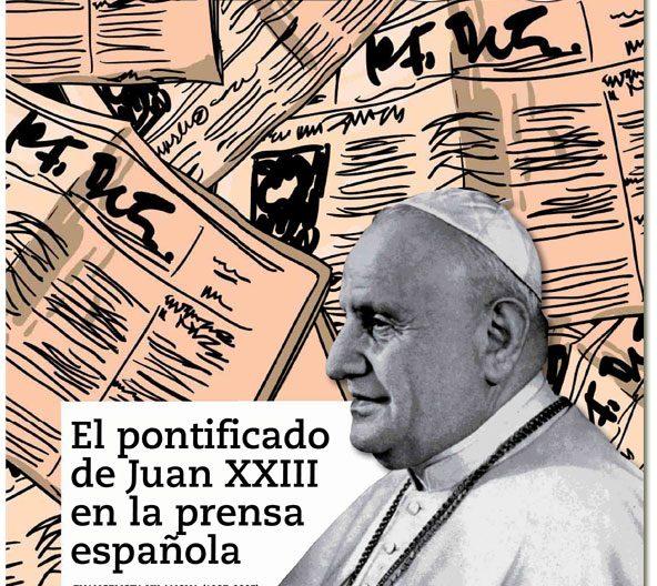 portada Pliego El pontificado de Juan XXIII en la prensa española 3065 enero 2018