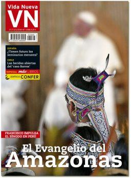 portada Vida Nueva Viaje del papa Francisco a Perú 3068 enero 2018