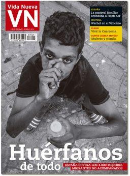 portada Vida Nueva Menores no acompañados en España 3069 enero 2018