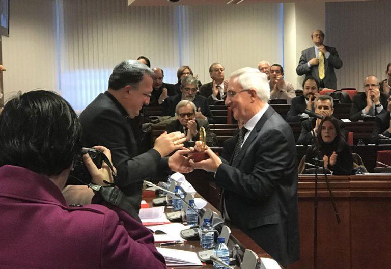 Premios ¡Bravo! 2017 Conferencia Episcopal Española Julián del Omo enero 2018
