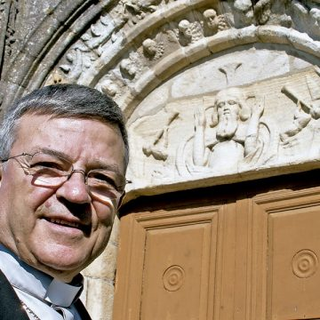 Santiago Agrelo, arzobispo de Tánger