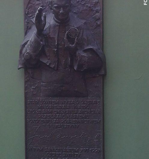 imagen de Juan Pablo II Santuario de la Divina MIsericordia