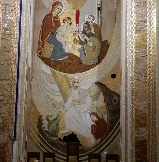 santuario de San Juan Pablo II Cracovia