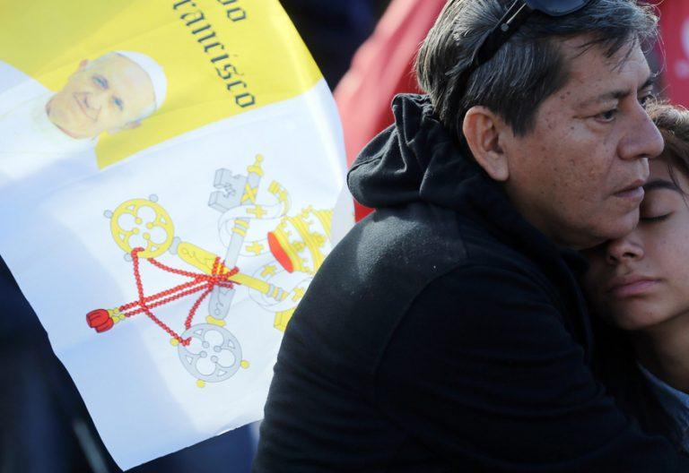 papa Francisco viaje a Chile Misa en el Parque OHiggins 16 enero 2018