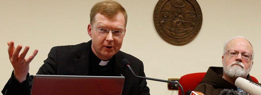 El jesuita Hans Zollner, miembro de la Comisión Pontificia para la Protección de Menores