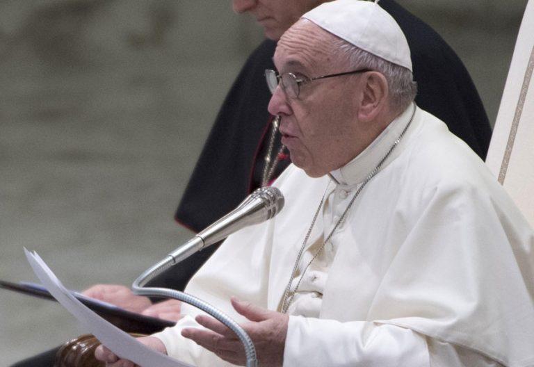 papa Francisco audiencia general miércoles 3 enero