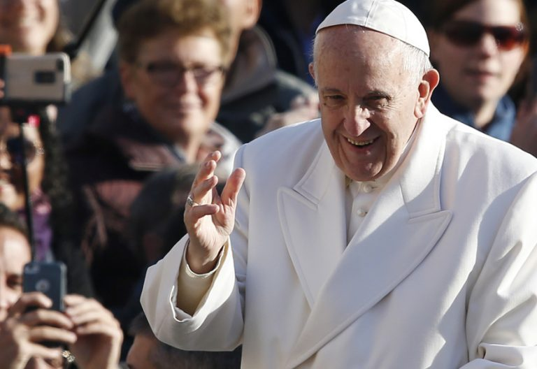 papa Francisco audiencia general miércoles enero 2018