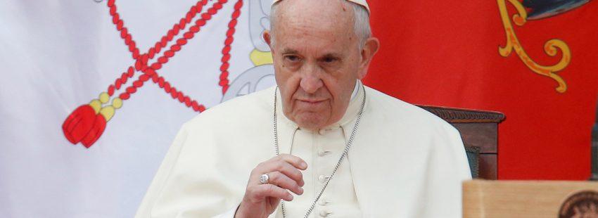 papa Francisco viaje a Chile enero 2018