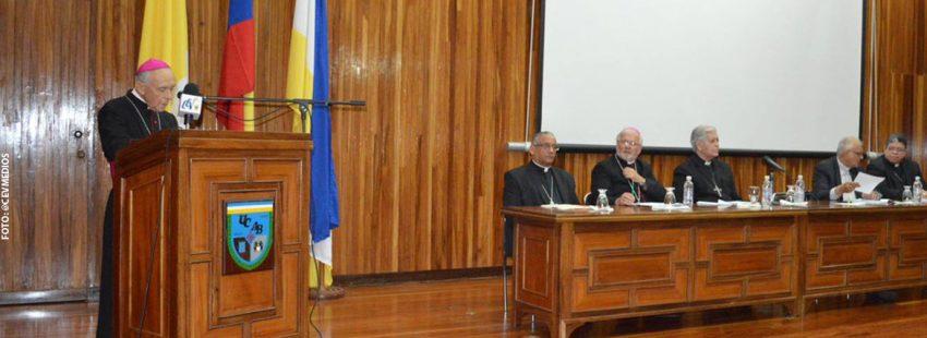 Diego Padrón presidente de la Conferencia Episcopal de Venezuela Asamblea Plenaria enero 2018