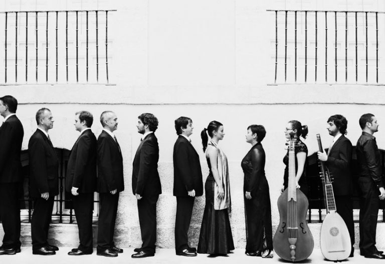 La Hispano Flamenca, participantes del XVIII Festival Internacional de Arte Sacro de Madrid