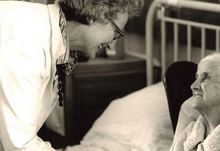 Cicely Saunders, fundadora del Movimiento Hospice