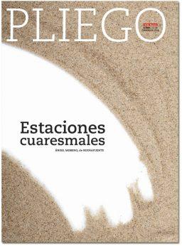 portada Pliego Cuaresma 2018 3069 febrero 2018